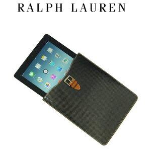 POLO by Ralph Lauren ラルフローレン ブラックレーベル レザー×カーボン メディア ケース あす楽