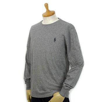 ラルフローレンPOLORalphLaurenワンポイントロングスリーブTシャツ3色