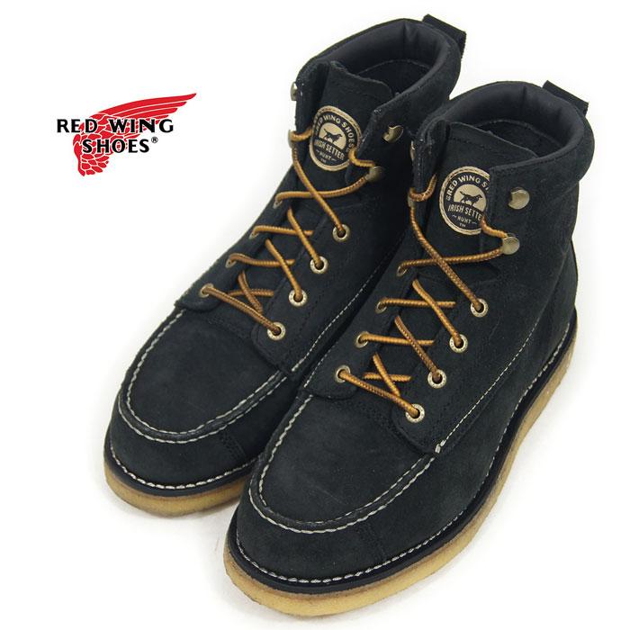レッドウィング RED WING 日本未発売 3826 アイリッシュセッター BAR ブーツ スウェード あす楽