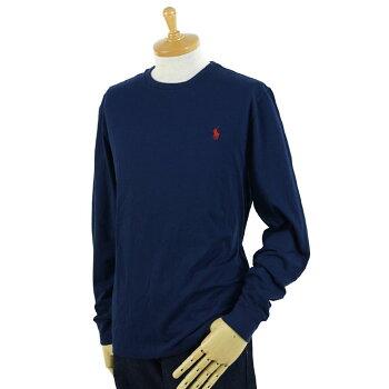 【小型宅配便300円】ラルフローレンPOLORalphLaurenワンポイントロングスリーブTシャツ3色