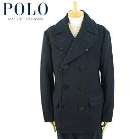 ラルフローレン POLO Ralph Lauren 10ボタン ピーコート P-COAT ネイビー