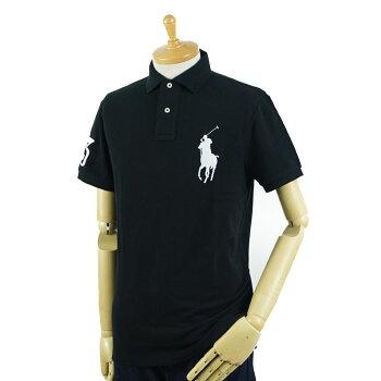 ラルフローレンPOLORalphLaurenBIGPONYカスタムスリムフィットビッグポニーポロシャツ4カラー