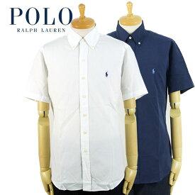 ラルフローレン POLO Ralph Lauren クラシックフィット 半袖 ブロード シャツ