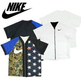 ナイキ リバーシブル 半袖 ベースボールシャツ NIKE LAB REVERSIBLE BASEBALL SHIRTS