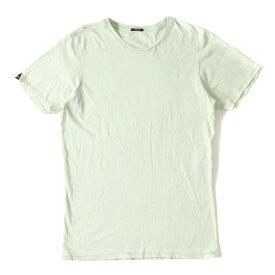 DENHAM (デンハム) プレーンクルーネックTシャツ ライトグリーン S 【美品】【メンズ】【K2302】【中古】【あす楽☆対応可】