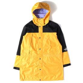 THE NORTH FACE (ザ ノースフェイス) ジャケット 19SS GORE-TEX マウンテン レインテックス コート Mountain Raintex Coat TNFイエロー M 【メンズ】【美品】【K2507】【中古】