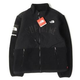 Supreme (シュプリーム) ノースフェイス 19SS THE NORTH FACE デナリ フリース ジャケット Denali Fleece Jacket 19年春夏 ブラック M 【メンズ】【K2598】【あす楽☆対応可】