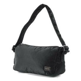 HEAD PORTER (ヘッドポーター) タンカーハンドバッグ(TANKER HAND BAG) ブラック 【メンズ】【中古】【K2383】【あす楽☆対応可】
