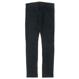 TMT (ティーエムティー) パンツ 16AW ウォッシュ 加工 ストレッチ タイト パンツ WASH STRETCH TIGHT PANTS ネイビー S 【メンズ】【中古】【K2400】【あす楽☆対応可】