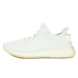 adidas (アディダス) YEEZY BOOST 350 V2 CREAM WHITE (CP9366) ホワイト US10(28cm) 【メンズ】【中古】【K2543】【あす楽☆対応可】