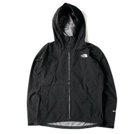 THE NORTH FACE ザ ノースフェイス ジャケット 19AW GORE-TEX クライムライトジャケット Climb Light Jacket ブラック L 【メンズ】【中古】【K2549】【あす楽☆対応可】