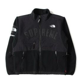 Supreme シュプリーム ジャケット 19SS THE NORTH FACE デナリ フリース ジャケット Denali Fleece Jacket ブラック S 【メンズ】【中古】【美品】【K2954】
