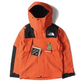 THE NORTH FACE ザ ノースフェイス ジャケット 19AW GORE-TEX マウンテンジャケット Mountain Jacket PG パパイヤオレンジ M 【メンズ】【K2767】