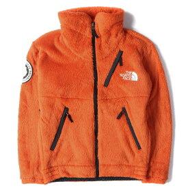 THE NORTH FACE ザ ノースフェイス ジャケット 19AW アンタークティカバーサロフトフリースジャケット Antarctica Versa Loft Jacket PG パパイヤオレンジ M 【メンズ】【美品】【中古】【K2557】