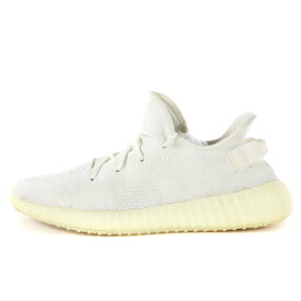 adidas アディダス YEEZY BOOST 350 V2 CREAM WHITE CP9366 ホワイト US11 29cm 【メンズ】【中古】【K2959】