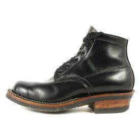 WHITE'S ホワイツ ブーツ セミドレス ブーツ SEMI DRESS ブラック US9.5 E 27.5cm 【メンズ】【中古】【美品】【K2592】
