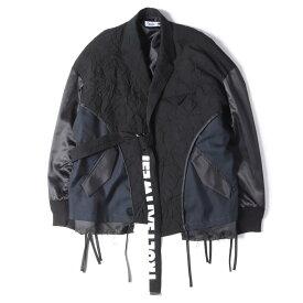 DISCOVERED ディスカバード ジャケット 20SS リンクルプルーフ ジャケット Wrinkle proof jacket ブラック 2 【メンズ】【中古】【美品】【K2825】