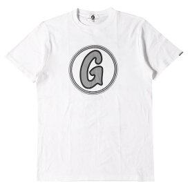 GOOD ENOUGH グッドイナフ Tシャツ サークルGロゴデビュー Tシャツ 復刻モデル Debut Tee ホワイト S 【メンズ】【新品同様】【中古】【K2724】