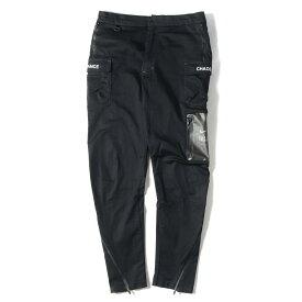 UNDERCOVER アンダーカバー パンツ 19AW NIKE マルチロゴ ストレッチ カーゴパンツ NRG TC Pant ブラック L 【メンズ】【中古】【K2696】
