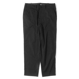 THE NORTH FACE ノースフェイス パンツ ストレッチ バイソン チノパンツ Bison Chino Pants 20SS ブラック XL 【メンズ】【美品】【中古】【K2755】