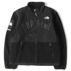 Supreme シュプリーム ジャケット 19SS THE NORTH FACE ノースフェイス デナリ フリースジャケット アウター Denali Fleece Jacket ブラック 黒 M 【メンズ】【中古】【K3163】