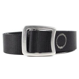 Patagonia パタゴニア ベルト テックウェブベルト Tech Web Belt ブラック 【メンズ】【美品】【中古】【K2884】