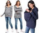 セラフィン CONNOR マタニティ・ベビー3in1アクティブフーディ| 抱っこ紐 フーディーレディース アウター 秋冬 抱っこ 専用 フード付き…
