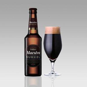 ★スペインビール★マオウ・マエストラ・ドゥンケル330mL クラフトビール 黒ビール マオウビール |あす楽発送
