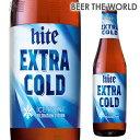 ハイト エクストラコールド 330ml瓶[アジア][韓国][ハイトビール][眞露][JINRO][輸入ビール][海外ビール][長S]