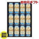 お中元 ビール ギフト 送料無料 アサヒスーパードライジャパンスペシャル JL-3N 夏限定缶ビールセット350ml×12本 涼夏の香り 特別限定醸造 お中元 夏贈 予約2019/7月中旬発送予定
