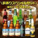 訳ありビール入り 海外ビール セット 10種12本 送料無料 106弾[世界のビールセット][飲み比べ][詰め合わせ][輸入ビー…