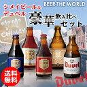 修道院ビールの代名詞!シメイビール&デュベル 豪華飲み比べセット330ml 瓶×計5本【計5本】【セット】【送料無料】[…