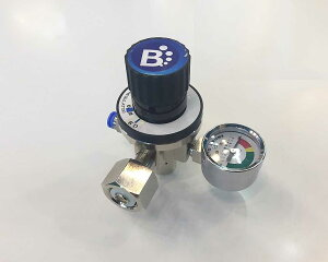 8気圧業務用減圧弁単品のみ(ミドボン・炭酸ガスボンベにセット・炭酸水サーバー・炭酸水 製造)