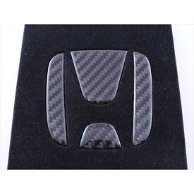 HONDA ホンダ カーボン製 エンブレム デコレーショントリム ブラックカーボン ステッカー アクセサリー カスタム パーツ