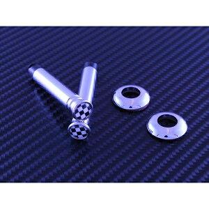 BMW MINI ミニ チェッカーフラッグ ドア ロックピン 2個セット R系/F系適合 送料無料 R55 R56 R57 R58 R59 R60 R61 F54 F55 F56 F57 F60 カスタム パーツ アクセサリー ドアロックピン 内装 ドレスアップ