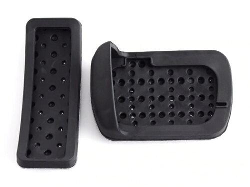 BENZベンツアルミ製ペダルカバーAT車用アクセル/ブレーキ2点セットA/B/M/ML/GL/R/CLA/GLAなどカバーアクセサリー内装パーツカスタムメルセデスベンツ