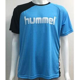 【処分セール】【代引不可】(ヒュンメル)hummel HAP1135H-67サッカーウェア ハンドボールTシャツ HAP1135H (メンズ) HAP1135H