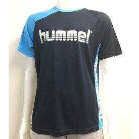【処分セール】【代引不可】(ヒュンメル)hummel HAP1135H-70サッカーウェア ハンドボールTシャツ HAP1135H (メンズ) HAP1135H