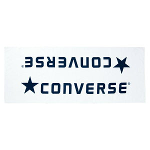 【代引不可】CONVERSE(コンバース) CB142901-1129【ユニセックス】ジャガードベンチタオル(袋入り)【バスケット】【CB142901】