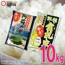無洗米 10kg 九州&東北コラボセット 特別栽培米米 無洗米 5kg×2 送料無料