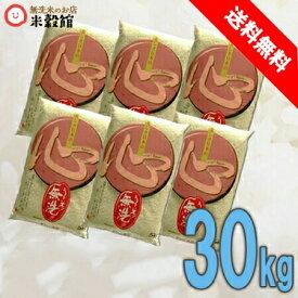 無洗米 30kg 九州産 米「心」30kgご注文専用ページ 送料無料令和2年産大分県産つや姫