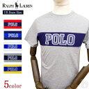ポロ ラルフローレン ロゴ 半袖 Tシャツ ボーイズ レッド イエロー ネイビー ホワイト グレー323737839 (5-0041) POLO…