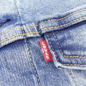リーバイス 72334 デニムジャケット 【5-0055】 メンズ デニム アウター LEVIS トラッカージャケット | ジャケット デニムジャケット Gジャン アメカジ ブランド トップス 生地 綿100% ヘビーウェイト ジージャン 大きいサイズ levi's LEVI'S Levi's levis