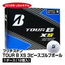 ブリヂストン ゴルフボール TOUR B XS 3ピースゴルフボール USAモデル_760778083017_91