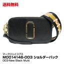 送料無料 ブランド レディース ショルダーバッグ MARC JACOBS マークジェイコブス M0014146 003 New Black Multi_4582…