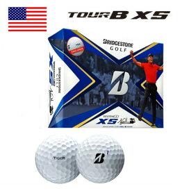 ゴルフ ゴルフボール ブリヂストンゴルフTOUR B XS タイガーウッズ エディション 2020年 TIGER仕様モデル 1ダース 12個入USA_0760778088135_91