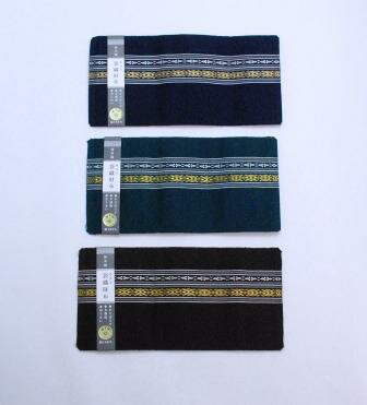 博多織 小型二つ折財布(細献上柄)