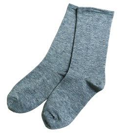 オーガニックガーデン ヤクゴムなしソックスNS8254(NS8223) (開封後返品不可商品) レッグ 靴下 ソックス 足元 秋冬 暖か 敏感肌 肌に優しい ゴムなし レッグウエア