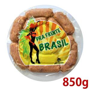 Linguica PRA FRENTE BRASIL Latin Yamatoリングイッサ パラフレンテブラジル シュラスコ850g ブラジルソーセージ 【冷凍】