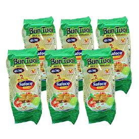 【6個セット!!】 Bun Tuoi Safoco RICE VERMICELLI 300g×6ベトナムビーフン